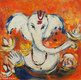 Lotus Ganesh (SOLD)