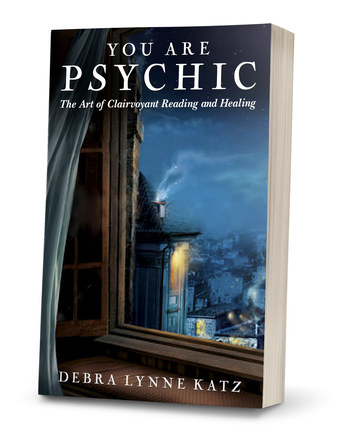 You Are Psychic | Front Cover Design 1