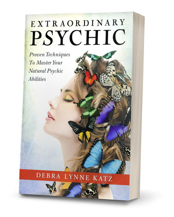 Extraordinary Psychic | Front Cover Design 1