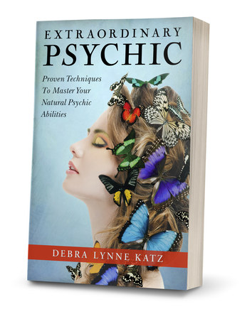 Extraordinary Psychic | Front Cover Design 2