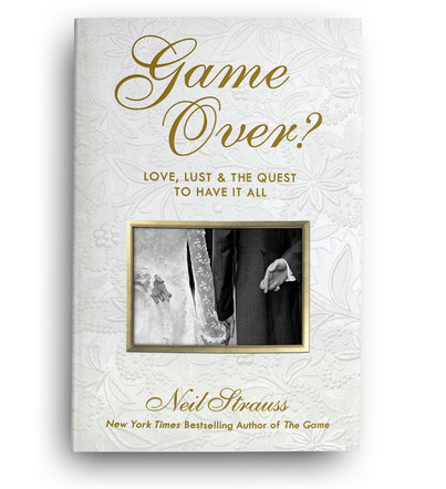 Game Over | Front Cover Design 1