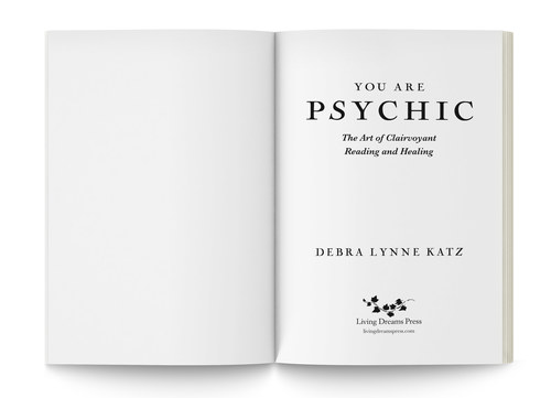 You Are Psychic | Interior Pages 1