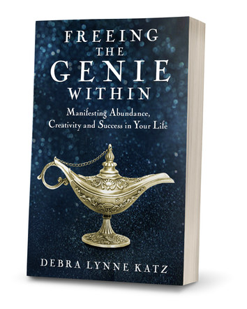 Freeing the Genie Within | Front Cover Design 3