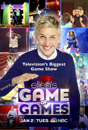 Ellen's Game of Games | Season 1 Poster