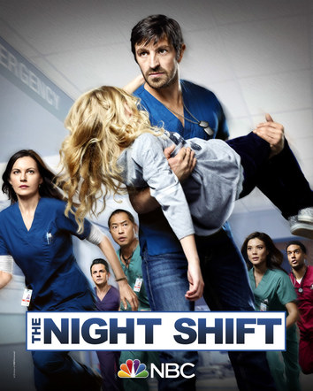 The Night Shift | Season 1 Poster