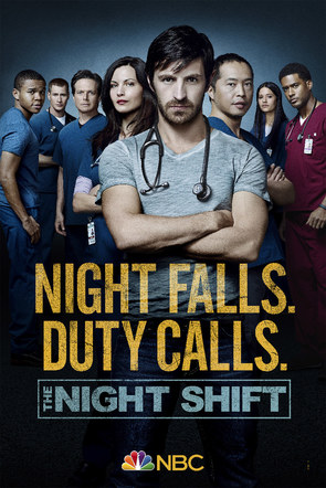 The Night Shift | Season 2 Poster