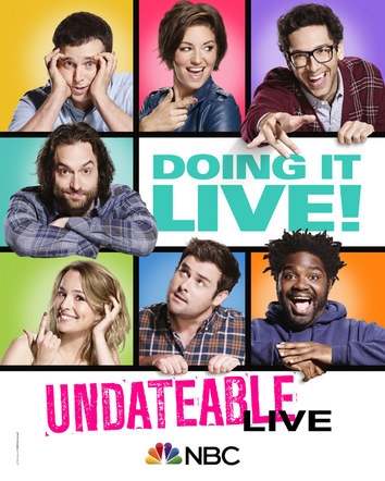 Undateable Live | Season 1 Poster