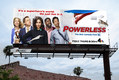 Powerless | 19.5 x 48 Bulletin