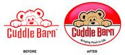 CuddleBarn | Logo Redesign