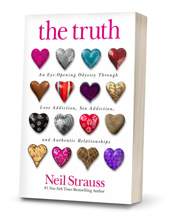 The Truth | Paperback Cover Design 3