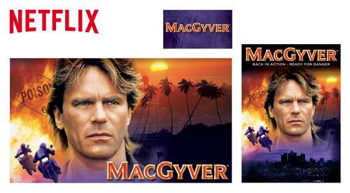Netflix Website Show Images | MacGyver