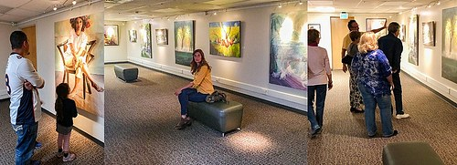 Solo Show at CACE Art Center