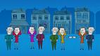 National Plan animation for Microsoft UK