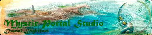 Mystic Portal Studio - Daniel Lightfoot