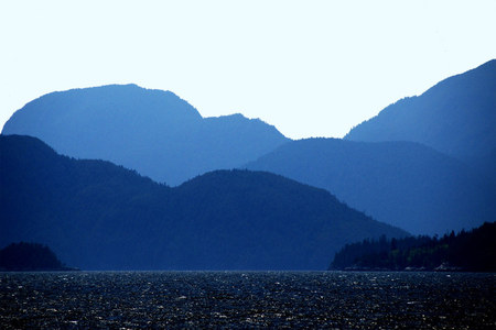 British Columbia Landscapes and Seascapes