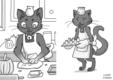 Neko-Goblin Baker