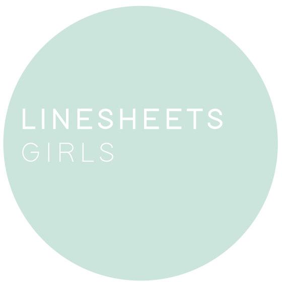 linesheets: girls