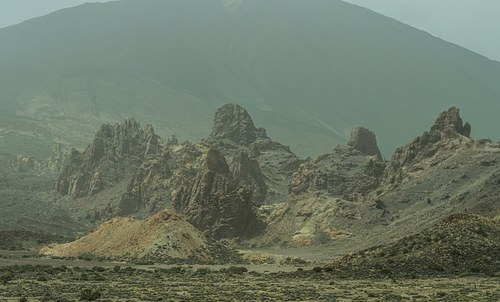 Somewhere in Canary island