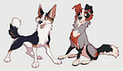 gtwolf poses