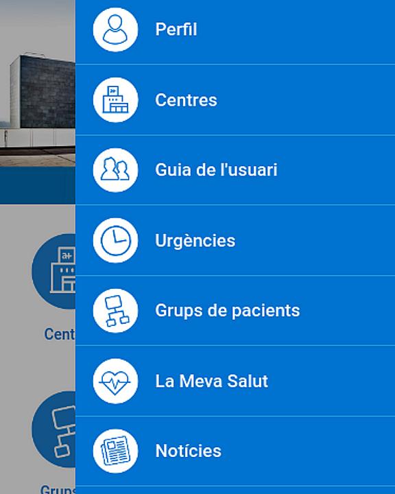 App Red de Hospitales