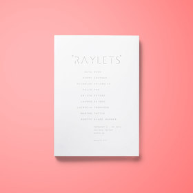 Raylets 2016