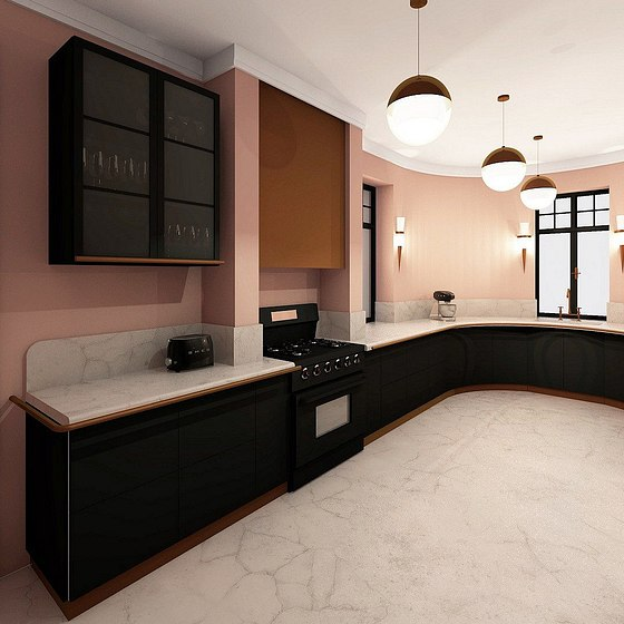 Renovation of an Art Deco Home in Psychiko, Athens