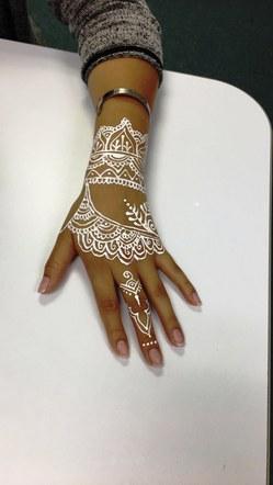 """White"" Henna"